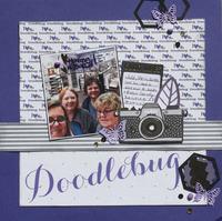 Doodlebug Scrapbook Store