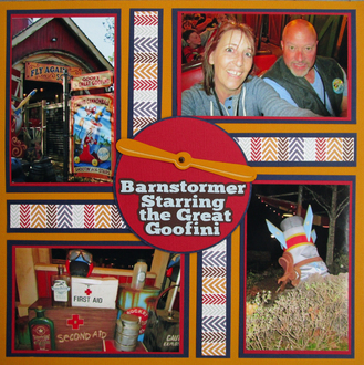 Goofys Barnstormer