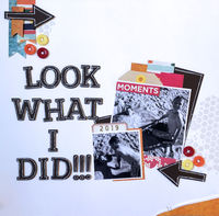 Look What I Did!!! (Nov 2019 Title Challenge)