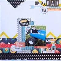 RAD (Nov 2019 Scrap Lift the Guest Designer Challenge)