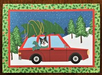 Photoplay Muttcracker Christmas Dog Card