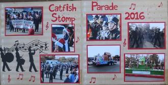 CatFish Stomp Parade 2016