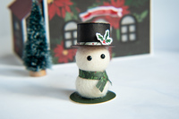 Carta Bella Christmas Snowman