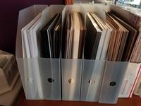 Cardstock organized