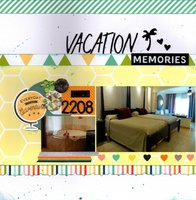 Vacation Memories (2 pager)