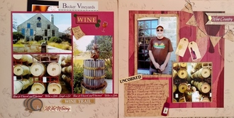 At the Winery