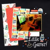 Little Gamer!