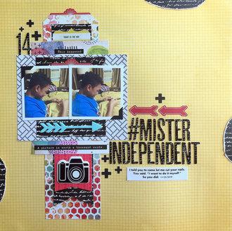 #Mister Independent