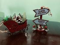 Christmas Ornament Exchange