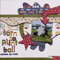 Born to Paintball