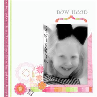 Bow Head