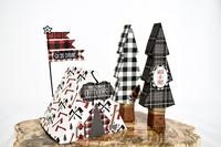 Little Lumberjack Outdoor 3D Set