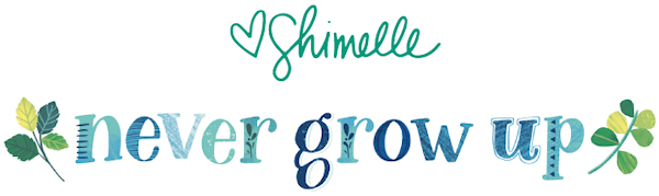 Never Grow Up Shimelle American Crafts