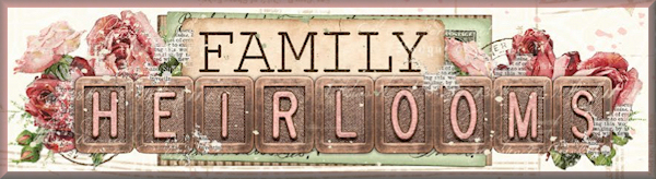 Family Heirlooms Bo Bunny