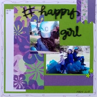 # Happy Girl