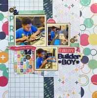 Fabulous Builder Boy
