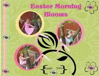 Easter Bloom-Michelle Underwood contest