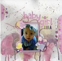Baby girl, Lula