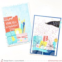 Mixed Media Cards