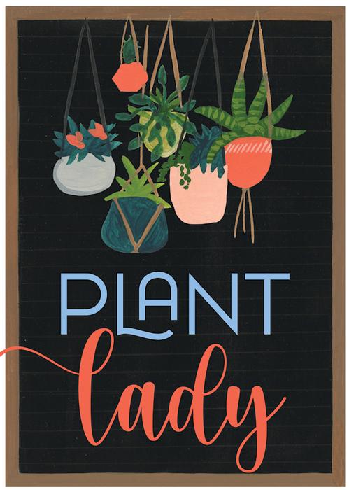 Plant Lady Echo Park