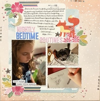 Nightly Bedtime Routines