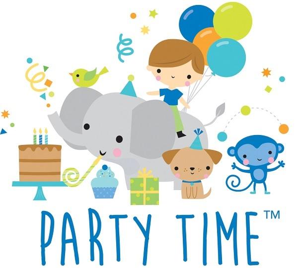 Party Time Doodlebug