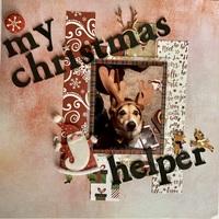 My Christmas helper