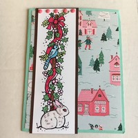 Snow Rabbit Winter Card