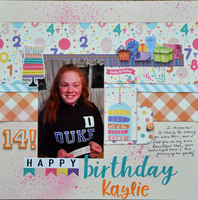 Happy Birthday Kaylie