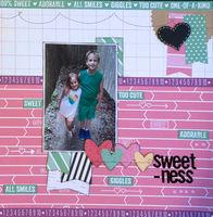 Sweetness (Feb 2020 My Mood Challenge)