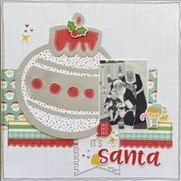 Ho Ho Ho, It's Santa