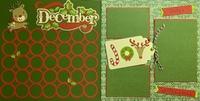 December: Baby's 1st Christmas