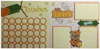 October: My Sunshine