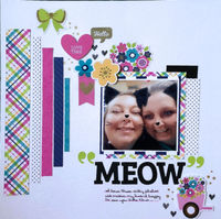 """Meow"" (Feb 2020 3 In A Row Challenge)"