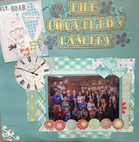 The Couvillon Family