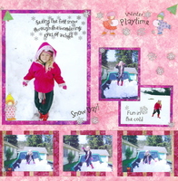 Emily's First Snow
