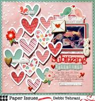 Subitizing Valentines