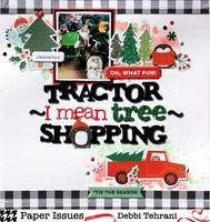 Tractor--I Mean Tree--Shopping