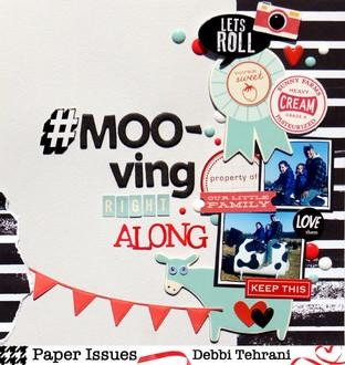 Moo-ving Right Along