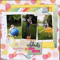 Becky Fleck #159/ Celebrate