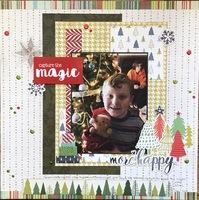 Feb Make the Cut/ Capture the Magic