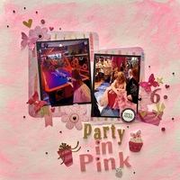 Party in Pink