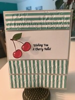 Sending you a cherry hello