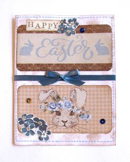 Easter Card Blues