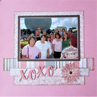 Xoxo -epcot 2008