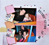 My 1st Roller Coaster