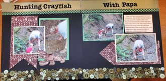 Hunting Crayfish with Papa 02252020