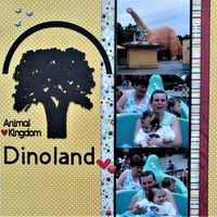 Animal Kingdom - Dinoland