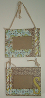 Altered Frames - Wall Hanging
