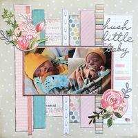 Becky Fleck #161/ Hush Little Baby